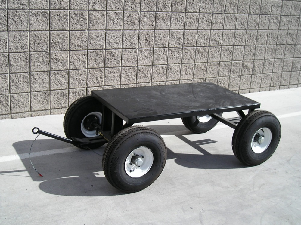 5500-C - CART WITH NO LIFT