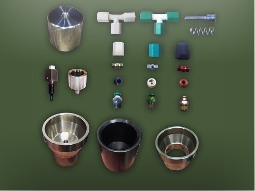DISRUPTER BREECH PARTS