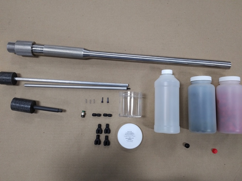 K200PL - MINI PAN DISRUPTER UNIT (.410 gauge)