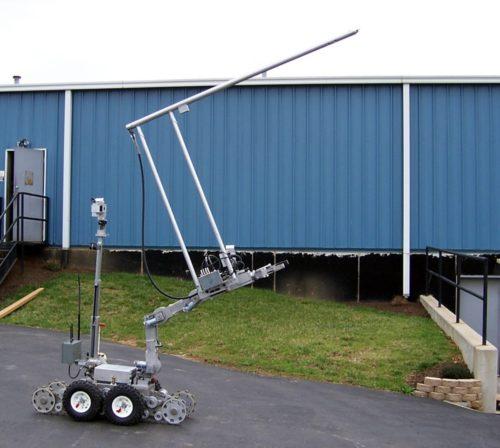 K5600 - GANDER SYSTEM W/WIRE TO ROBOT